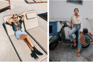 it girl, fashion blogger, fashion icon, mặc đẹp, cua so tinh yeu