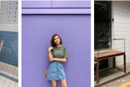 Mặc đồ đẹp, Xu hướng thời trang 2019, Thời trang hè 2019, Áo phông , Quần shorts, Mặc đẹp, Xu hướng thời trang, Chân váy, cua so tinh yeu