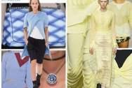 thời trang, xu hướng thời trang, thời trang xuân 2015, màu sắc trang phục