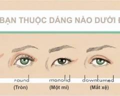 trang điểm mắt, trang điểm mắt châu Á, bí quyết trang điểm, trang điểm ngày tết, phong cách trang điểm, Trang điểm tự nhiên, mẹo trang điểm, mẹo trang điểm nhẹ nhàng , mẹo trang điểm trẻ trung, cua so tinh yeu
