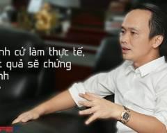 Chủ tịch FLC, trịnh văn quyết, tin đồn thất thiệt, sàn chứng khoán, chứng khoán việt nam, Tập đoàn FLC, cua so tinh yeu