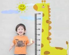 tăng trưởng chiều cao chuẩn của trẻ, phát triển chiều cao, theo dõi chiều cao cân nặng cho trẻ, dinh dưỡng cải thiện chiều cao