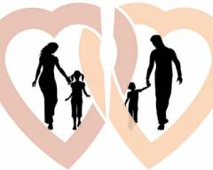 mâu thuẫn, tranh cãi, ly hôn, giành quyền nuôi con, cơ hội, suy nghĩ kỹ, cuộc sống, quan điểm, bất đồng