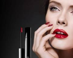 son môi  ,   làm đẹp   ,  make up , son đỏ