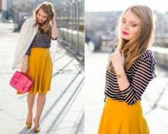 kết hợp màu sắc, trang phục đơn sắc, mặc đẹp