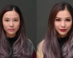 trang điểm tông đỏ rượu, burgundy makeup, trang điểm, make up