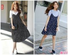phong cách, mẫu váy đẹp, xuân hè, thời trang