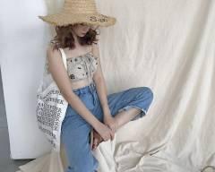 croptop, xu hướng thời trang, thời trang hè, cua so tinh yeu