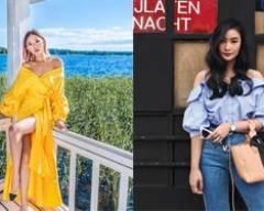 phong cách, streetstyle, street style châu Á, hot trends 2017, đẹp, thời trang mix đồ