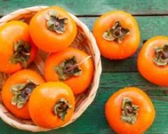 các loại trái cây chống ung thư, quả hồng, tác dụng chống ung thư của quả hồng, phòng chống ung thư, tác dụng của quả hồng, ăn hồng chống ung thư, cua so tinh yeu