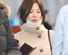 Song Hye Kyo, sao Hàn, nghệ sĩ Hàn, cua so tinh yeu