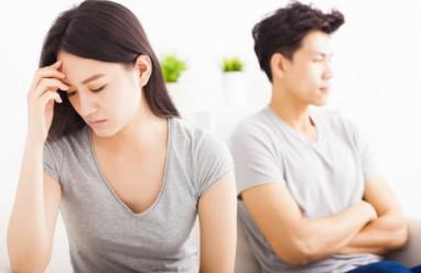 khoa học chứng minh, dấu hiệu, điềm báo, ly hôn, cua so tinh yeu