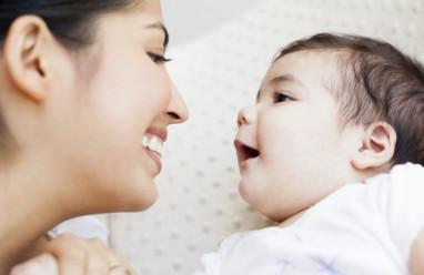 dạy con tập nói, mẹ và bé, mẹo dạy con, dạy con, cua so tinh yeu