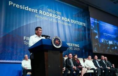 Tổng thống Phillipines, đồng tính, chữa khỏi, cửa sổ tình yêu.