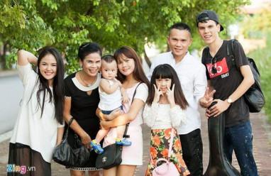 Tú Dưa,  nhiều vợ,  đông con,  3 vợ,  Lam Trang,  Anh Tú