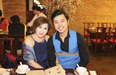 Vũ Hoàng Việt , Yvonne Thúy Hoàng , bồ già tỷ phú , Vũ Hoàng Việt cầu hôn , Yvonne Thúy Hoàng từ chối lời cầu hôn