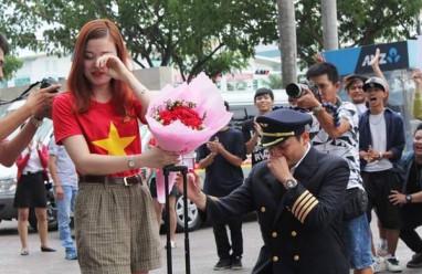 ông trùm hoa hậu , cầu hôn , tiếp viên hàng không , Mã Siêu , quản lý truyền thông của hoa hậu , hot girl