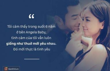 a huỳnh hiểu minh ,  angela baby ,  Huỳnh Hiểu Minh và Angela Baby, đám cưới , truyện cổ tình, tình yêu