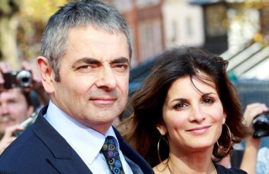 Rowan Atkinson, Mr Bean, ly hôn, li dị, chia tay, sao Hollywood,