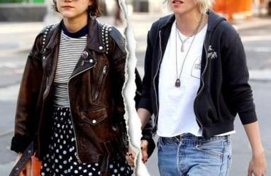 Kristen Stewart, Kristen Stewart chia tay, bạn gái đồng giới Kristen Stewart
