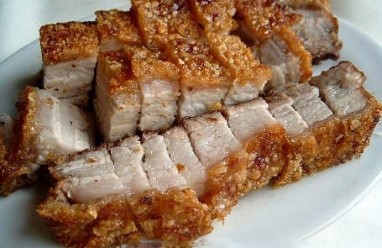 Tag      ăn     món ngon     cách làm   ,  thịt ba chỉ   ,  rán giòn  ,   ngon hơn ngoài hàng
