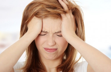 đau đầu, đau nửa đầu, căng thẳng, cách xử lý, giảm đau