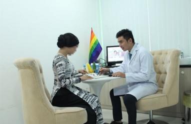 chuyển giới  ,   người chuyển giới  ,   trung tâm tiêm hormone, tiêm hocmon , viet nam, cửa sổ tình yêu