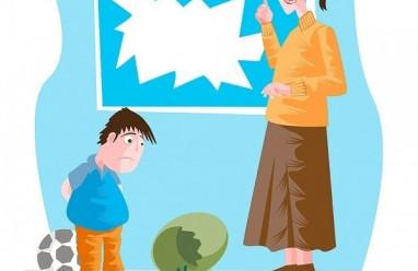 dạy con, la mắng con, làm mẹ, cua so tinh yeu