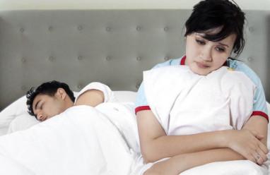 sau khi sinh, không còn hứng thú, sợ yêu, không muốn gần chồng, thích tomboy