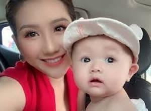 Á hậu Biển, Bảo Như làm mẹ đơn thân, cửa sổ tình yêu.