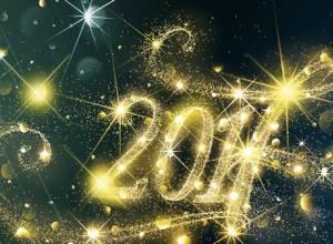 hình nền, tuyệt đẹp, đón năm mới, năm 2017
