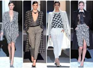 áo họa tiết houndstooth,áo khoác, váy họa tiết,thời trang,phong cách, làm đẹp