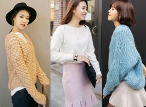 áo len, thời trang, noel, thời trang đông, xu hướng thời trang đông