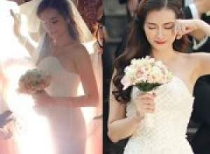 thời trang, váy cưới, thời trang cưới, trúc diễm, mẫu váy cưới, hôn lễ