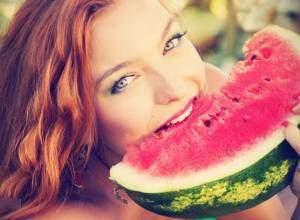 dưa hấu ,    làm đẹp   ,  ăn kiêng  ,   detox bằng dưa hấu