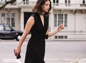 màu đen, màu yêu thích, quần áo, phong cách, cô nàng thích màu đen