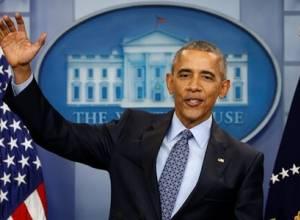obama, phát biếu, viết thư, chia tay, người dân mỹ, rời nhà trắng