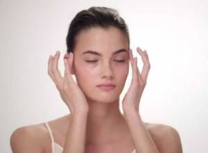 chăm sóc da, vùng trên mặt, chăm sóc mắt, khóe miệng