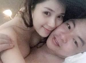 ảnh nóng, bạn gái, Quang Lê, Thanh Bi, cua so tinh yeu