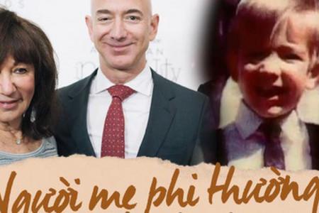 Tuổi thơ, khốn khó, của tỷ phú Amazon, cửa sổ tình yêu.