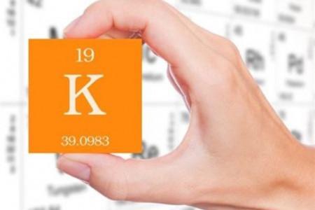 Những khoáng chất thiết yếu - Kali (Potassium, K)