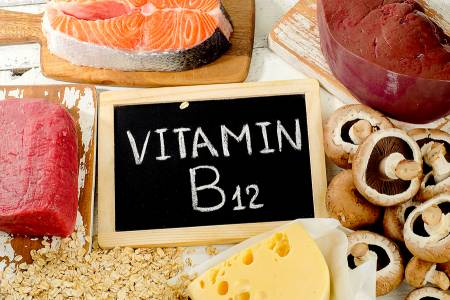vitamin b12, vai trò của vitamin b12, biểu hiện thiếu vitamin b12