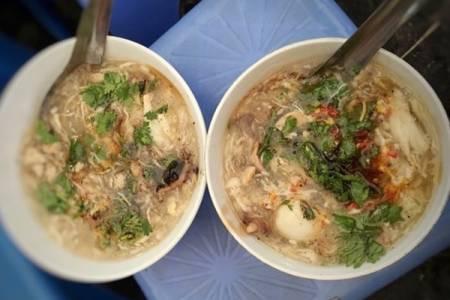 súp cua, Sài Gòn, chợ Tân Định, món ăn, đường phố, cua so tinh yeu