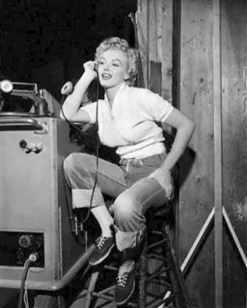 Marilyn Monroe trong phim Clash By Night (1952)