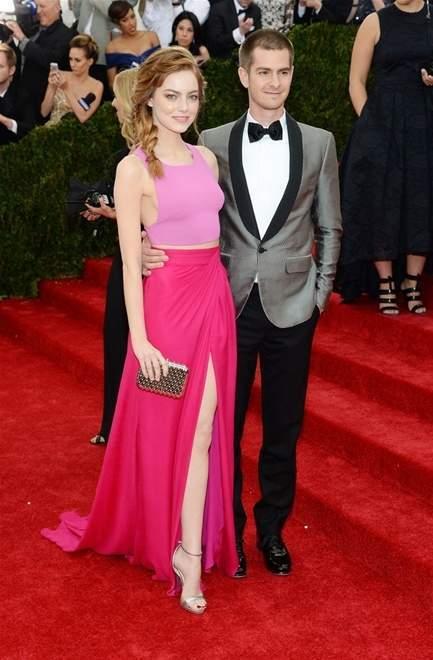 Emma Stone - Andrew Garfield
