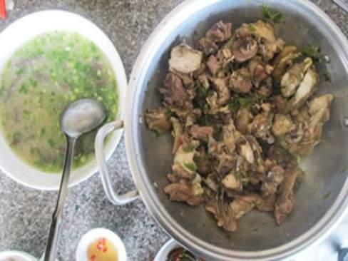 món ngon, thịt gà, món gà đổ mồ hôi, nội trợ, vào bếp, bí quyết nấu ăn ngon