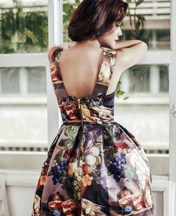thời trang, váy,phong cách, làm đẹp,trang phục, váy bồng