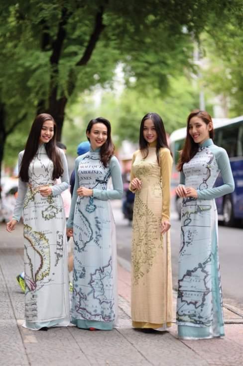 áo dài, thời trang, phong cách, làm đẹp,thiết kế