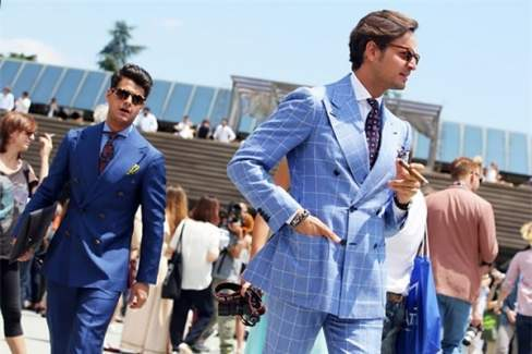 thời trang, nước Ý, phong cách, lịch lãm, trang phục, dạo phố, cánh mày râu, phối đồ, hoàn hảo