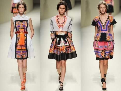thời trang, phog cách, hoa văn cách điệu,làm đẹp, công sở, dạo phố